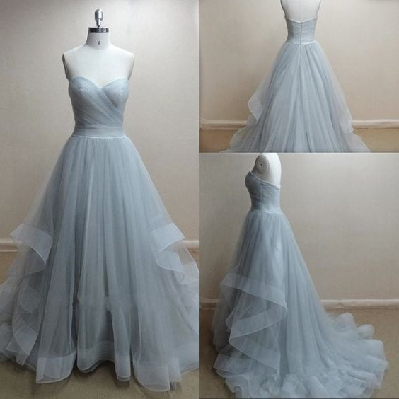 Bg986 New Arrival Tulle Prom Dress,Sweetheart Prom Dress,Pretty Prom Dress,Long Evening Dress,Evening Gown