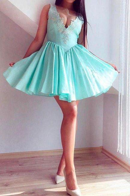 Charming Prom Dress, Cute Prom Dress, Mini Prom Dress,Sexy Cocktail Dress