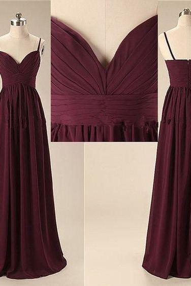 Bg59 Spaghetti Straps Prom Dress,Sweetheart Prom Dress,Elegant Prom Gown,Beautiful Homecoming Dress,Floor Length Graduation Dress for Teens,Prom Dress 2016