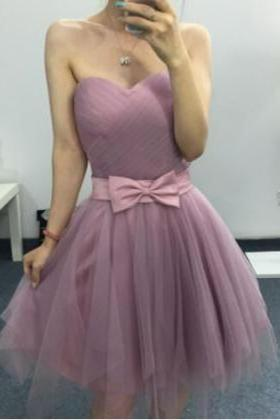 Bg585 Charming Prom Dress,Tulle Prom Dress,Short Prom Dress,Pretty Girl Dress