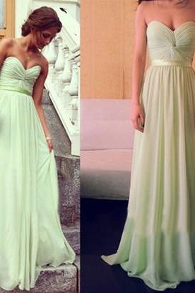 Charming Prom Dress,Sexy Prom Dresses, Simple Prom Dress,Chiffon Prom Dress,Wedding Party Dress,Elegant Bridesmaid Dress